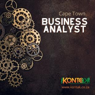 Business Analyst Jobs in Cape Town