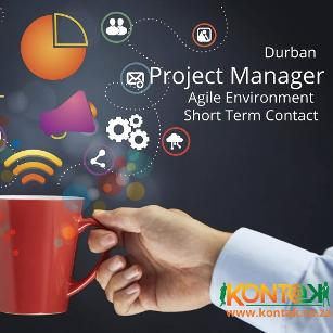 Project Manager Agile Jobs Durban | Kontak Recruitment