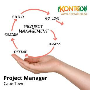 Project Manager Jobs In Cape Town