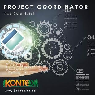 Project coordinator vacancies in durban
