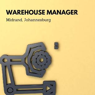 Warehouse Manager Jobs in Midrand, Kontak Recruitment